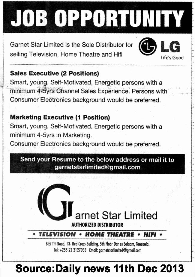 Sales and Marketing Job Description Best Of Sales Executive Marketing Executive