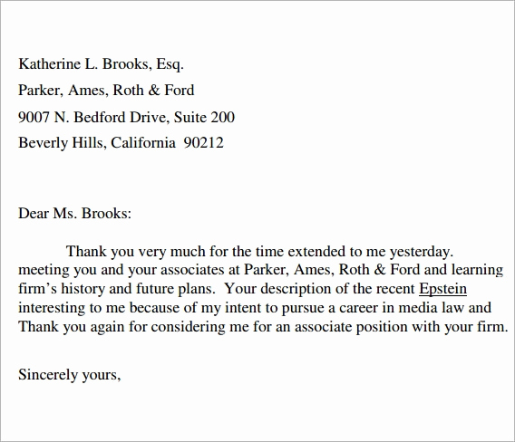 Sample Email after Interview Lovely 10 Sample Follow Up Email after Interview Pdf Doc