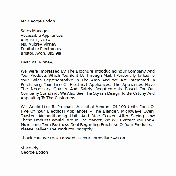 Sample Letter Of Intent Business Best Of Sample Letter Of Intent to Purchase Business 8