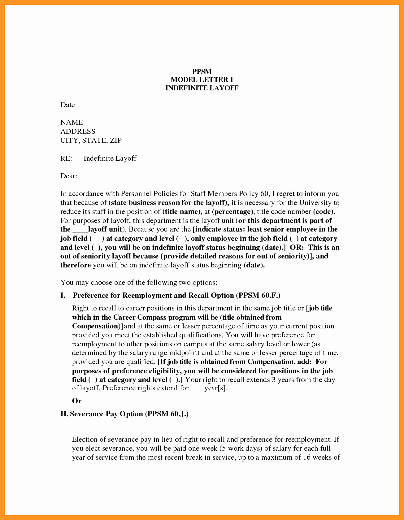supervisor letter of re mendation
