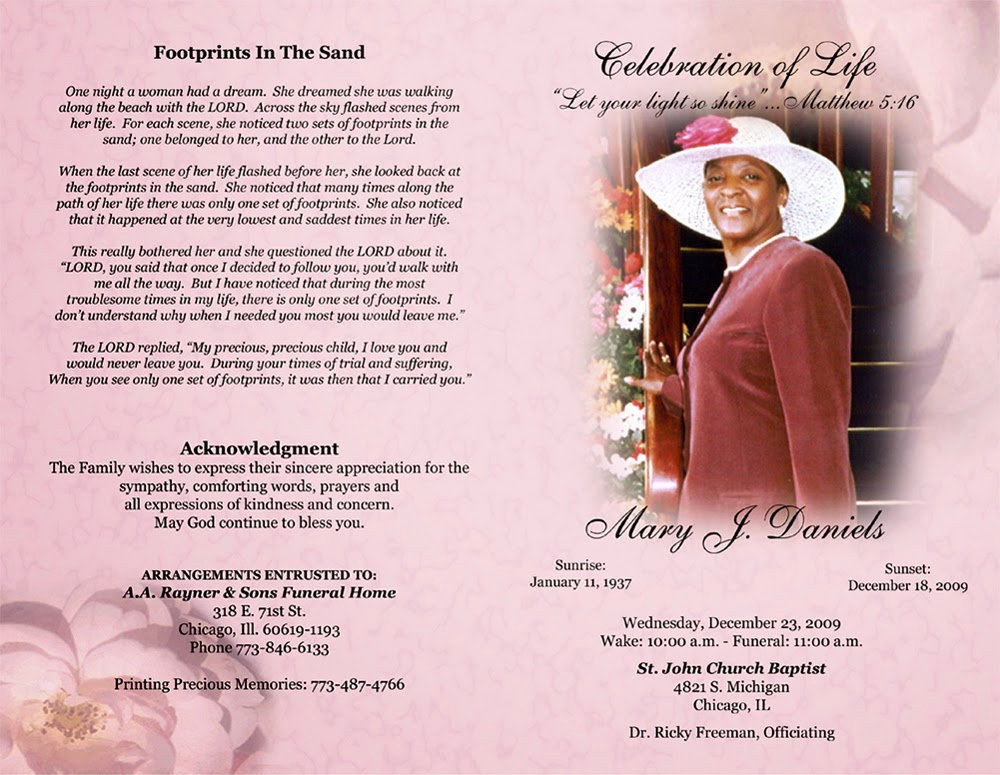 Sample Obituary for Mother Beautiful Sample Obituary for Mother