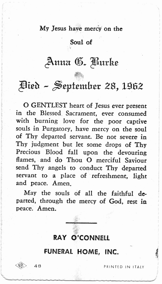 Sample Obituary for Mother Lovely Genealogy and Jure Sanguinis – Page 4 – the Palmeri Family