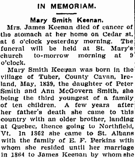 Sample Obituary for Mother New Tracing Female Ancestors the Mother Of All Genealogy Research