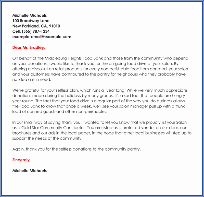 Sample Of Buisness Letter Elegant 60 Business Letter Samples & Templates to format A