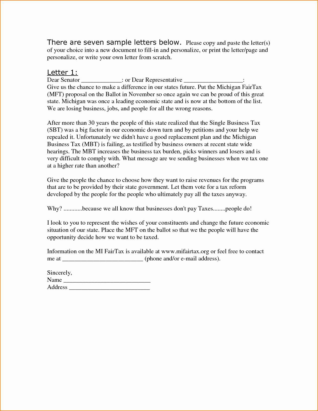 Sample Of Buisness Letter Luxury 5 Sample Business Proposal Letter