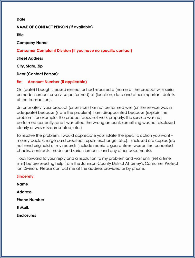 Sample Of Bussiness Letters Unique 60 Business Letter Samples & Templates to format A