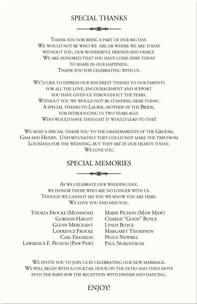 Sample Of Wedding Programme Lovely Best 25 Wedding Program Samples Ideas On Pinterest