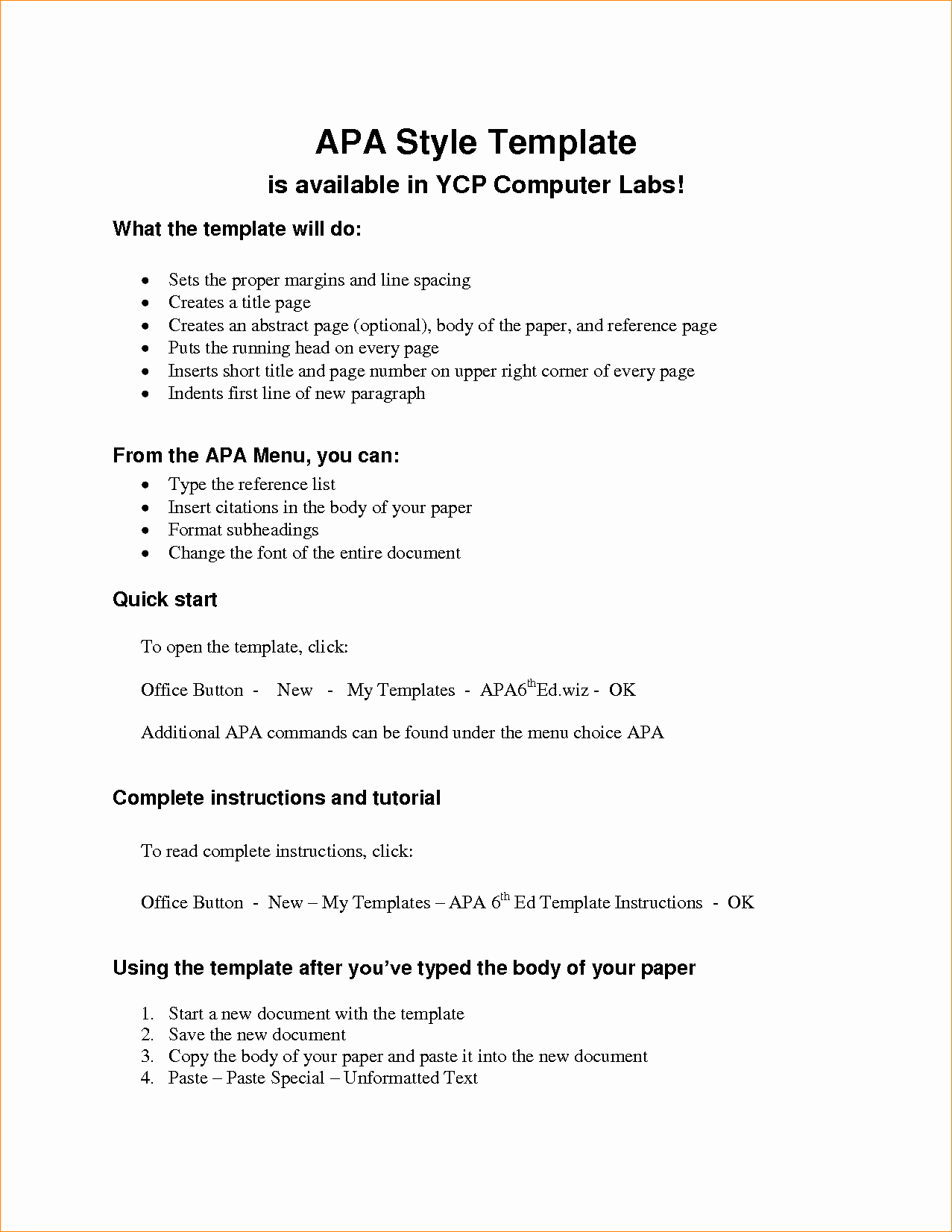 Sample Research Paper Outline Lovely Sample A Apa Research Paper Outline Apa Outline