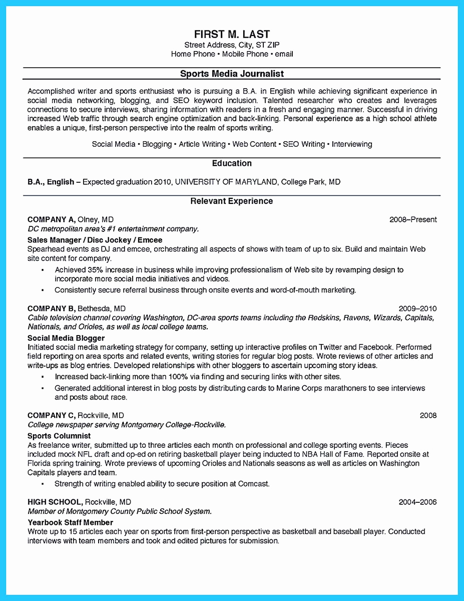 Sample Resume College Student Beautiful Best Current College Student Resume with No Experience