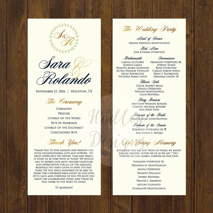 Sample Wedding Ceremony Program Lovely 25 Best Ideas About Fan Wedding Programs On Pinterest