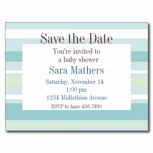 Save the Date Baby Shower Luxury 17 Best Images About Baby Shower Save the Date Cards On