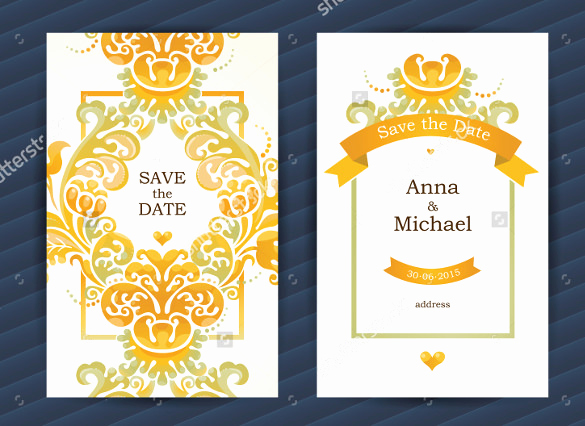 Save the Date Bookmarks Awesome 21 Save the Date Bookmark Templates – Free Sample