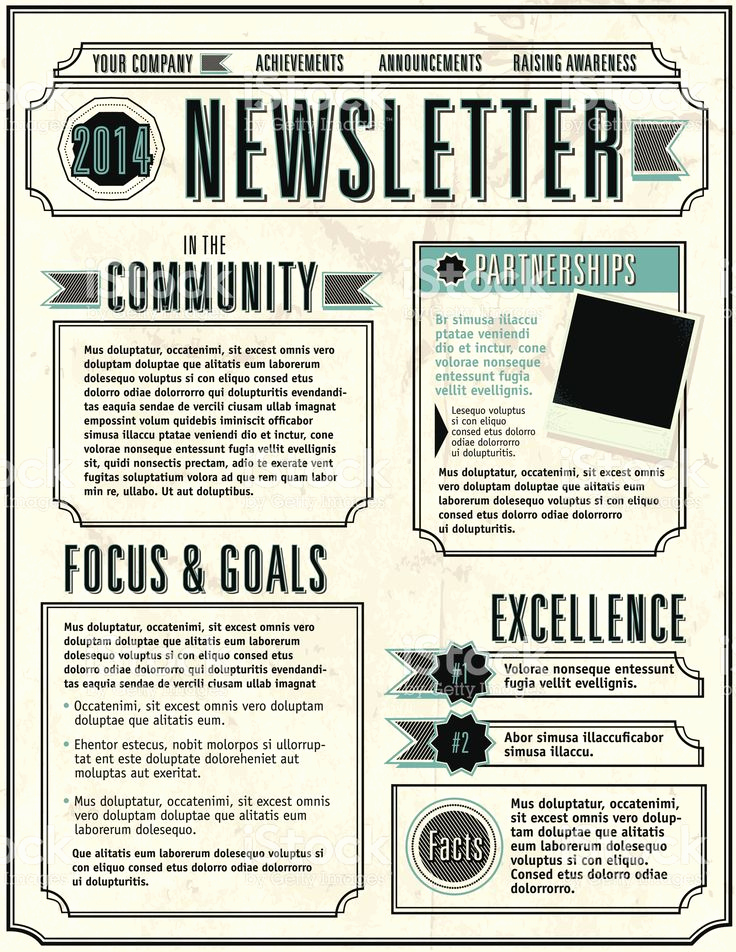School Newsletter Templates Free Best Of Best 25 Newsletter Template Free Ideas On Pinterest