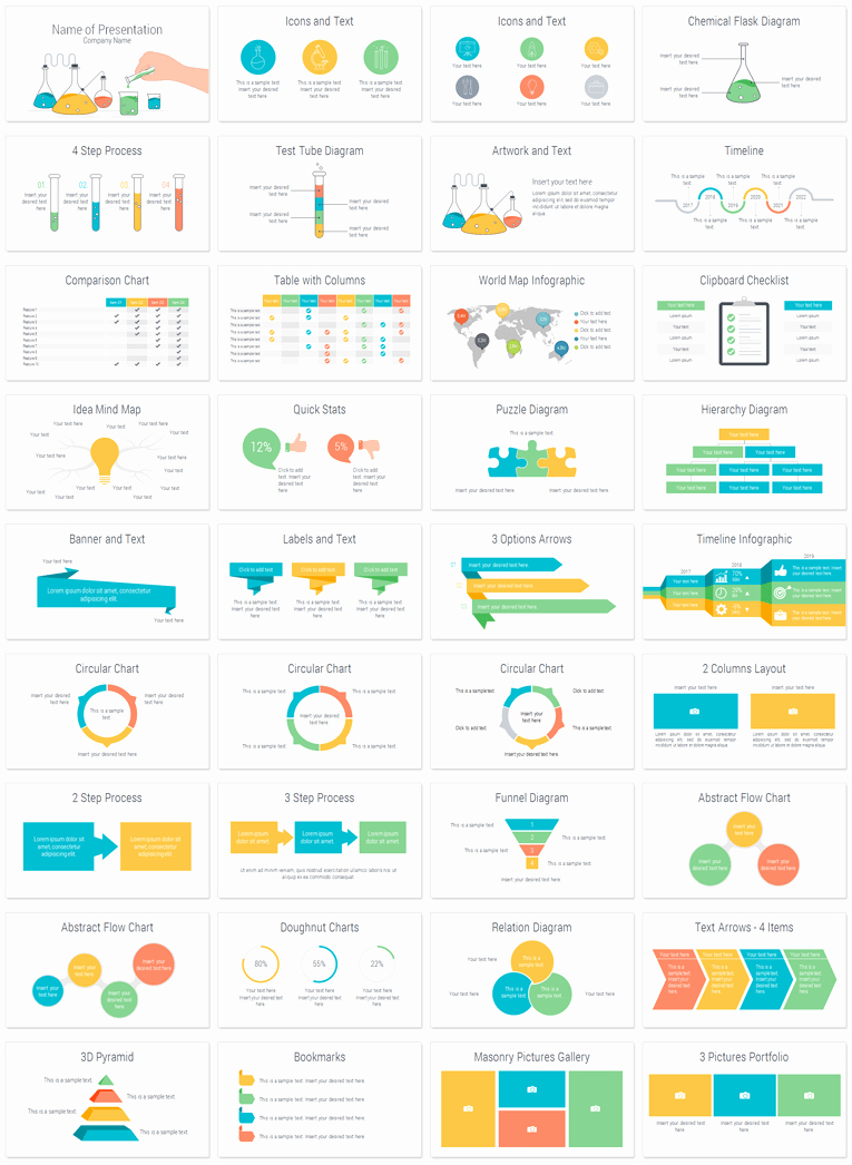 Science Power Point Template Best Of Science Powerpoint Template Presentationdeck