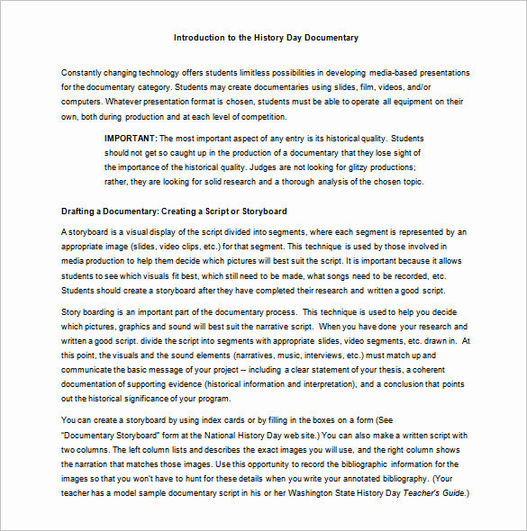 Script Writing format Pdf Beautiful Script Outline Templates 7 Free Sample Example format