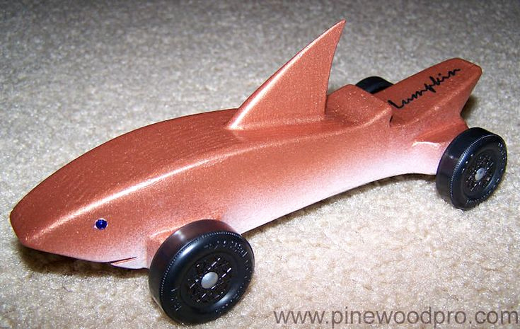 Shark Pinewood Derby Car Awesome Google Image Result for