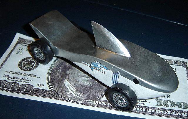 Shark Pinewood Derby Car Beautiful Shark Car Pinewood Derby