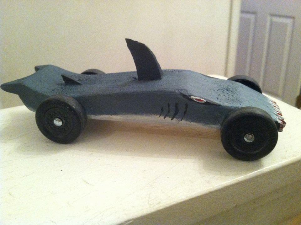 Shark Pinewood Derby Car Elegant Our Shark Pinewood Derby Car