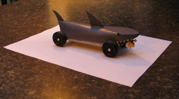 Shark Pinewood Derby Car Inspirational Adult Pine Wood Derby General Discussion Contractor Talk