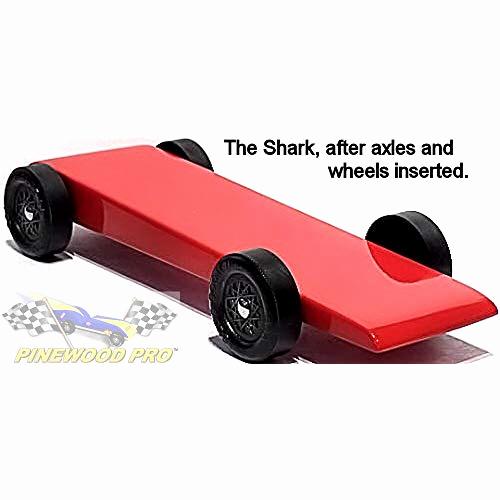 Shark Pinewood Derby Car Inspirational Pine Wood Derby Car Amazon