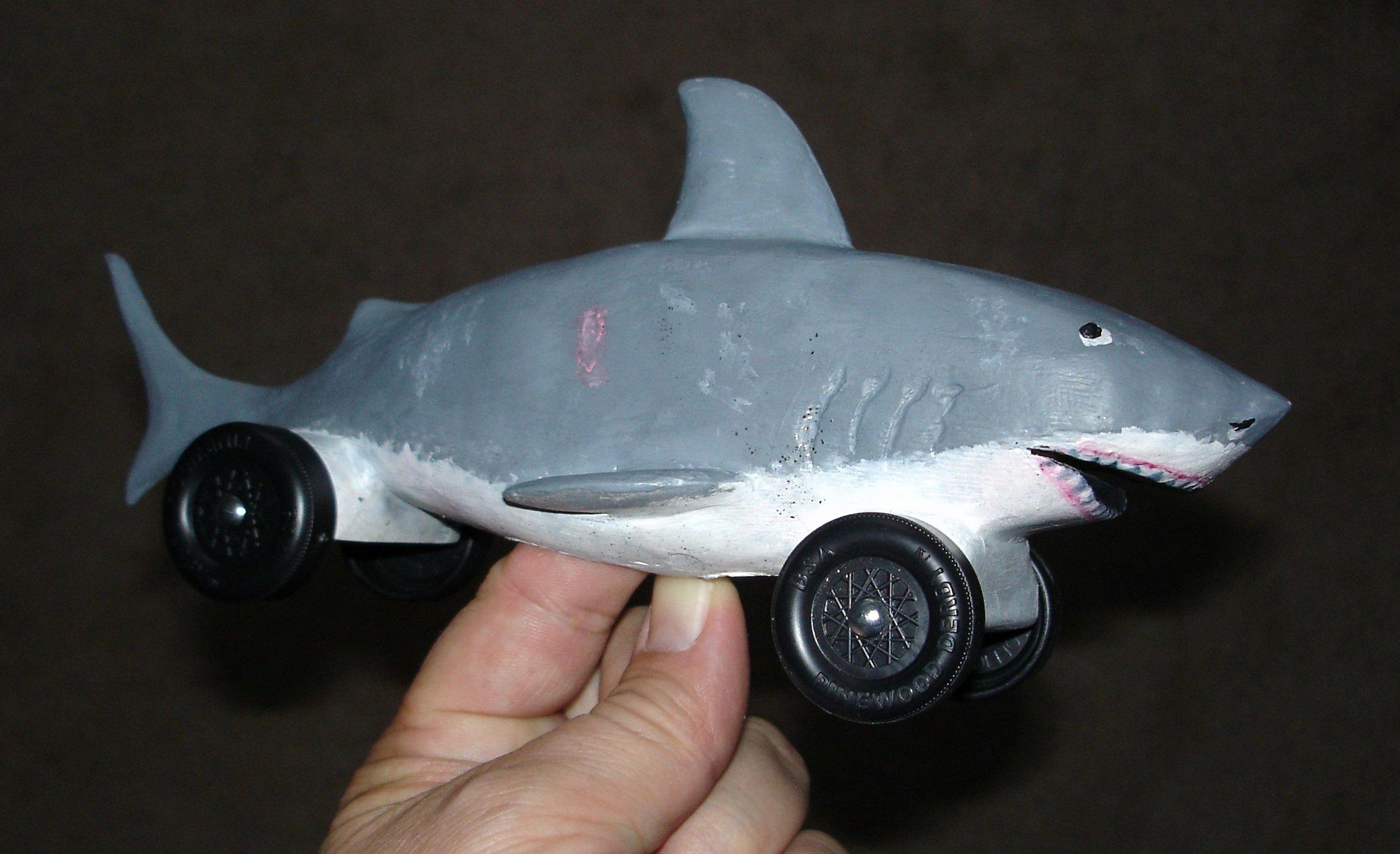 Shark Pinewood Derby Car Inspirational Winkel Pinewood Derby Cars