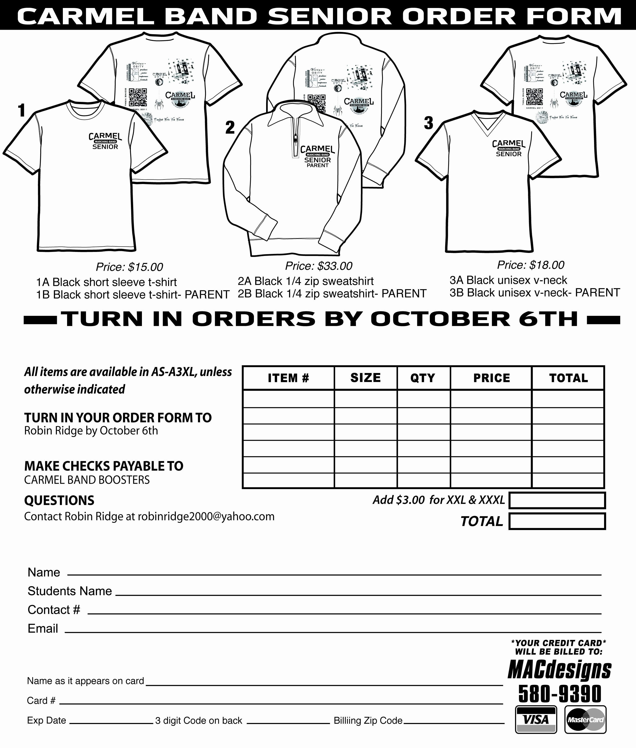 Shirt order form Template Fresh T Shirt order form Template