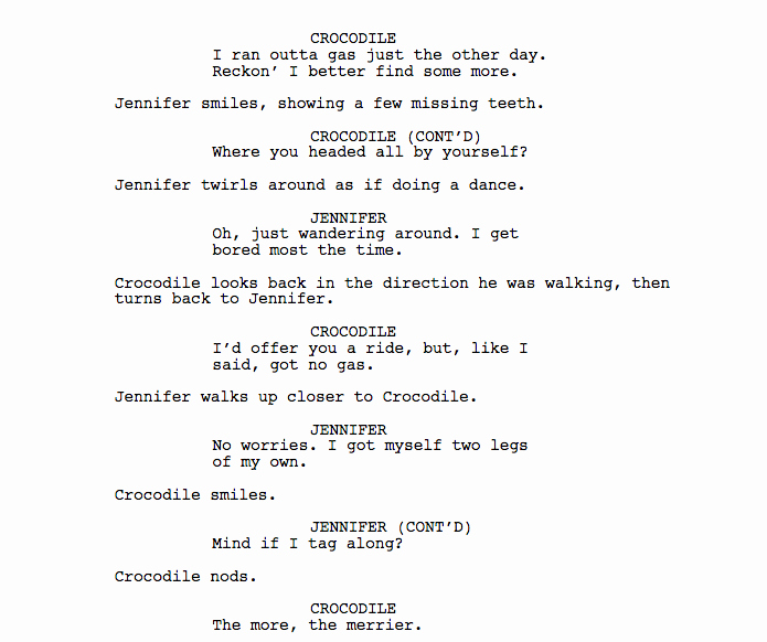 Short Film Script Template Awesome the Heart and soul Of Screenwriting Writing Good Dialogue