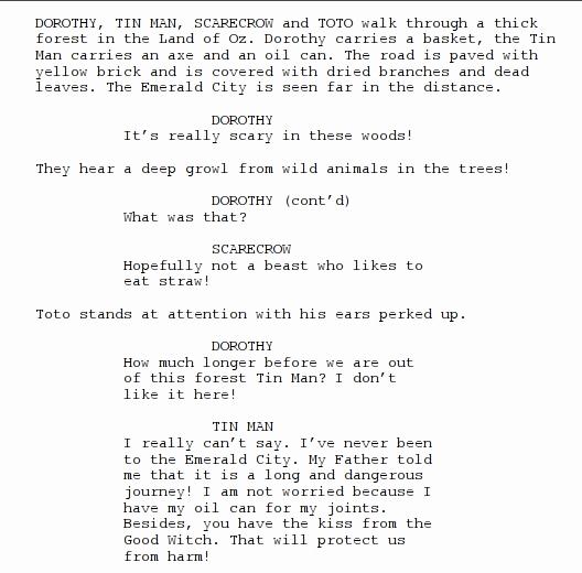 Short Film Script Template Best Of Need A Script