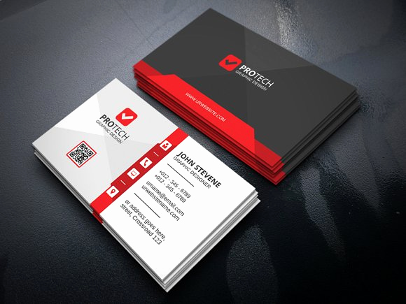 Simple Business Card Design Inspirational How to Design Impressive Business Cards Using Templates