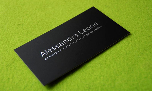 Simple Business Card Design Lovely 40 Simple and Elegant Business Card Designs Designrfix
