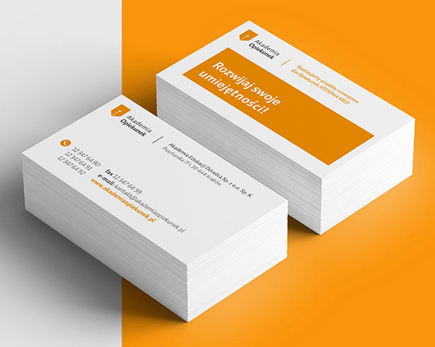 Simple Business Card Design Luxury 15 Simple yet Professional Business Card Designs for