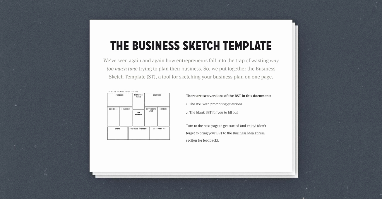 Simple Business Plan Outline Beautiful How to Create A Simple Effective E Page Business Plan
