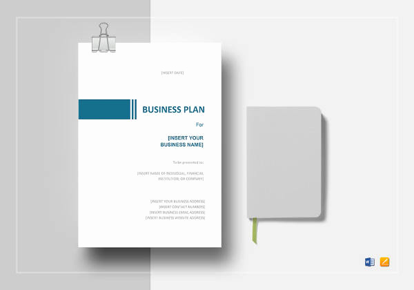 Simple Business Plan Outline Luxury Business Plan Template 32 Download Free Documents In