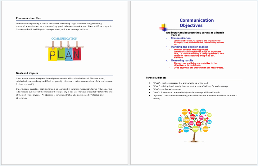 Simple Business Plan Template Word Awesome Simple Business Plan Template Word