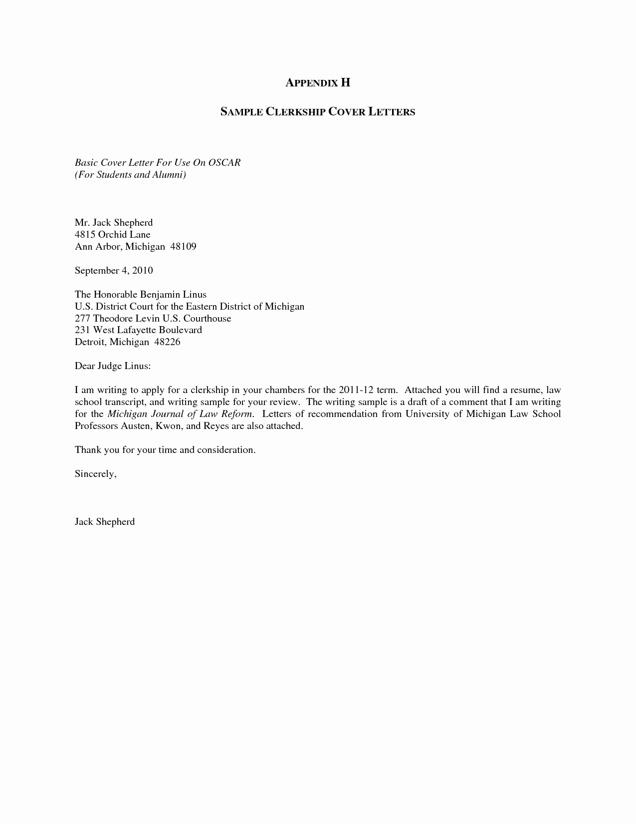 Simple Cover Letter format Best Of Letter Template Category Page 2 Efoza
