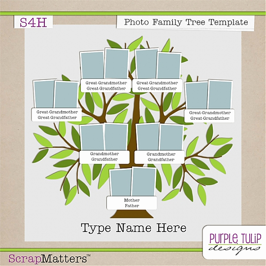Simple Family Tree Template Unique New Release Highlights for May 23 2010 Simple Scrapper