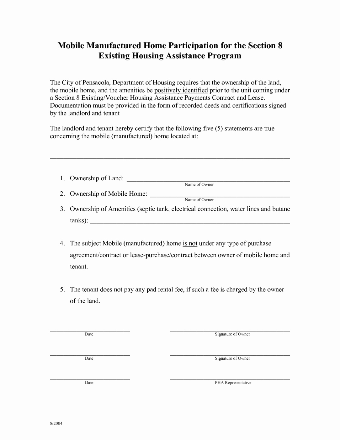 Simple Home Purchase Agreement Lovely Mobile Home Purchase Agreement