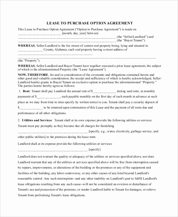 Simple Land Purchase Agreement form Fresh 13 Purchase Contract Templates Word Pdf Google Docs