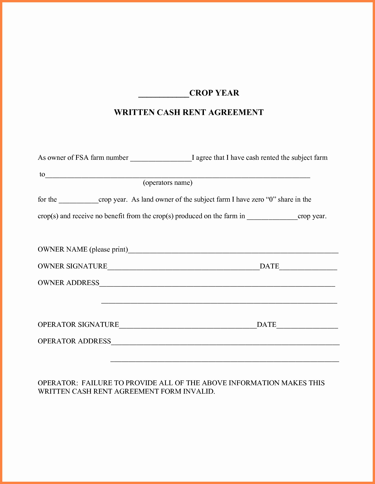 Simple Land Purchase Agreement form Inspirational Simple Land Purchase Agreement