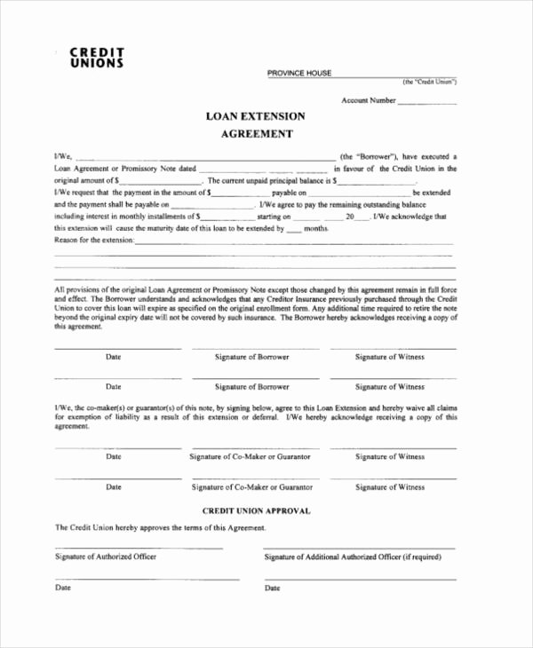 Simple Loan Agreement Pdf Beautiful Free Loan Agreement form