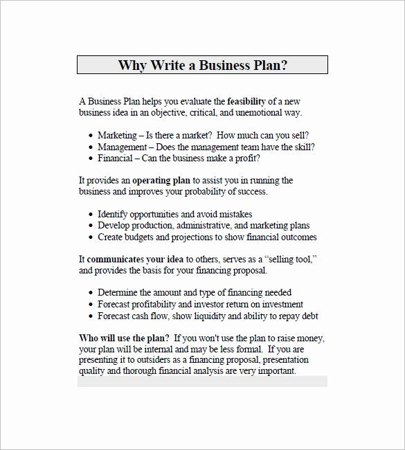 Simple Marketing Plan Template Beautiful Business Marketing Plan Template – 12 Free Word Excel