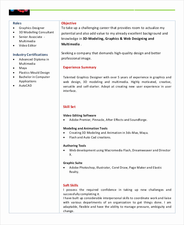 Simple Resume format Pdf Inspirational 7 Basic Fresher Resume Templates Pdf Doc