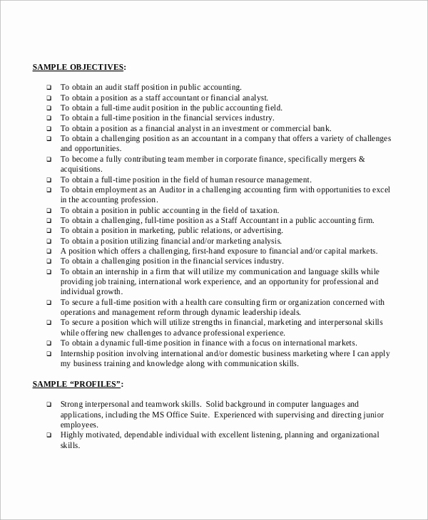 Simple Resume format Pdf Lovely 8 Sample Basic Resumes – Pdf Doc
