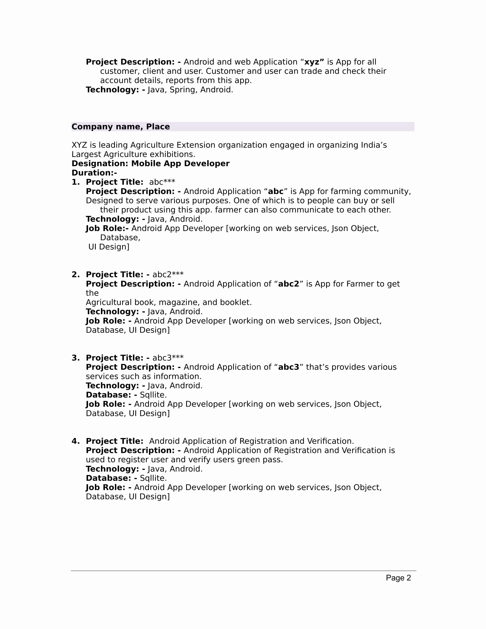 Simple Resume format Pdf New Resume for Freshers format Hd Download Sample Best