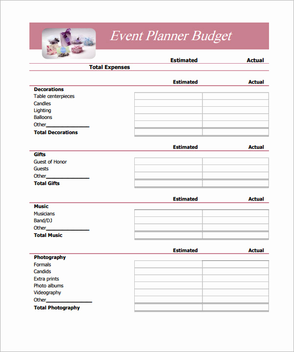 Simple Weekly Budget Template Luxury Sample Bud 11 Example format
