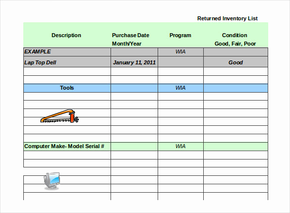 Small Business Inventory Spreadsheet Template Beautiful Excel Inventory Template 21 Free Excel Pdf Documents