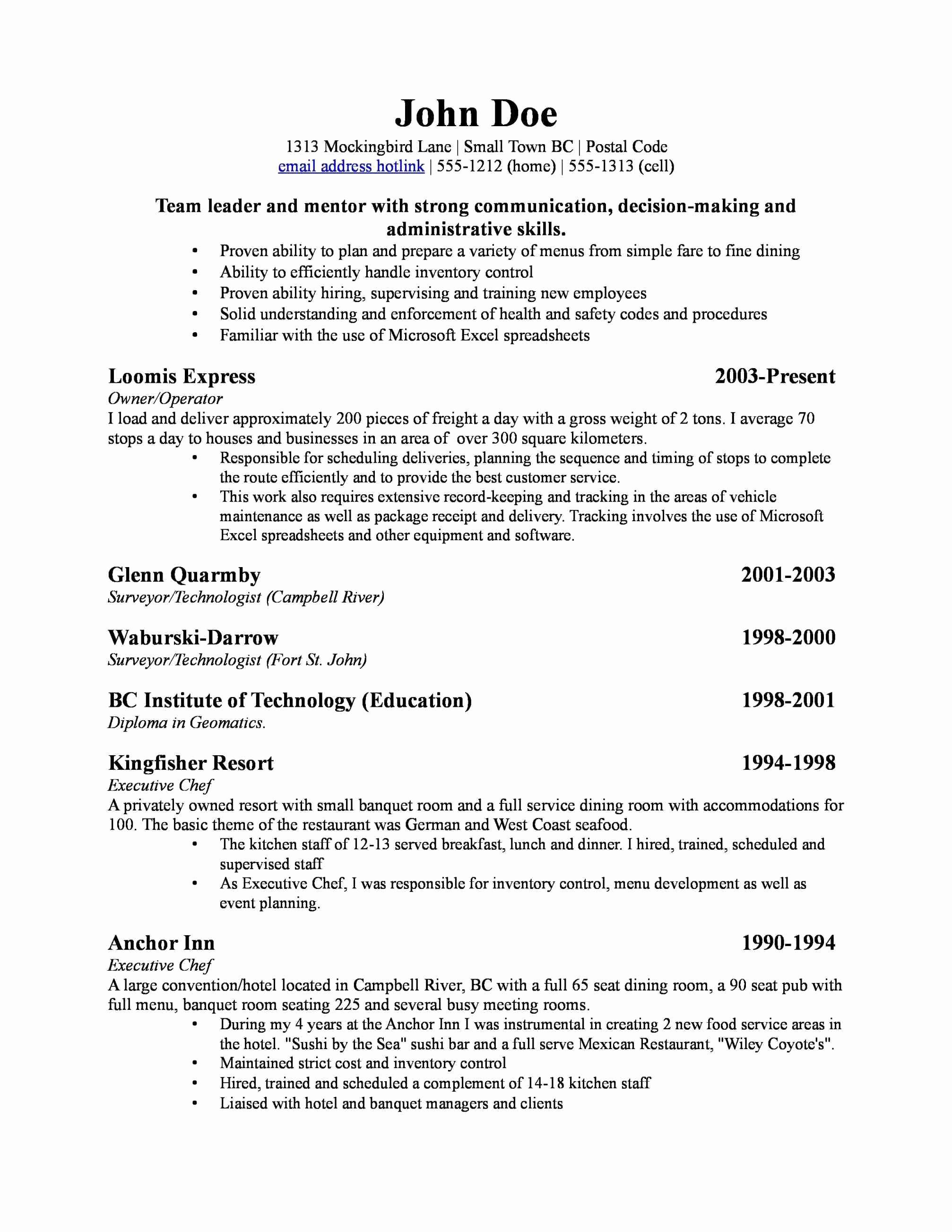 Small Business Owner Resume Lovely Business Owner Job Description for Resume Resume Ideas