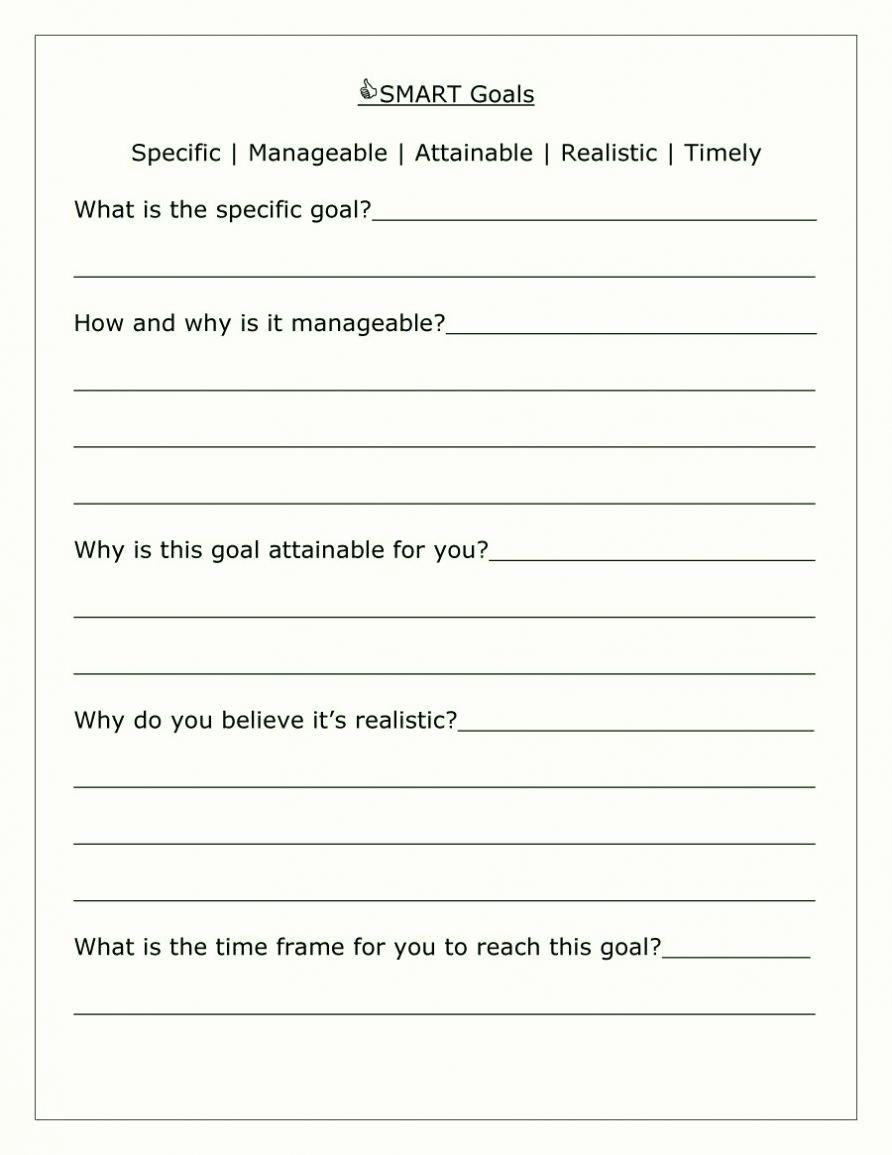 Smart Goals Examples for Work Luxury Smart Goals Examples for Work – Notejoy Smart Goals for