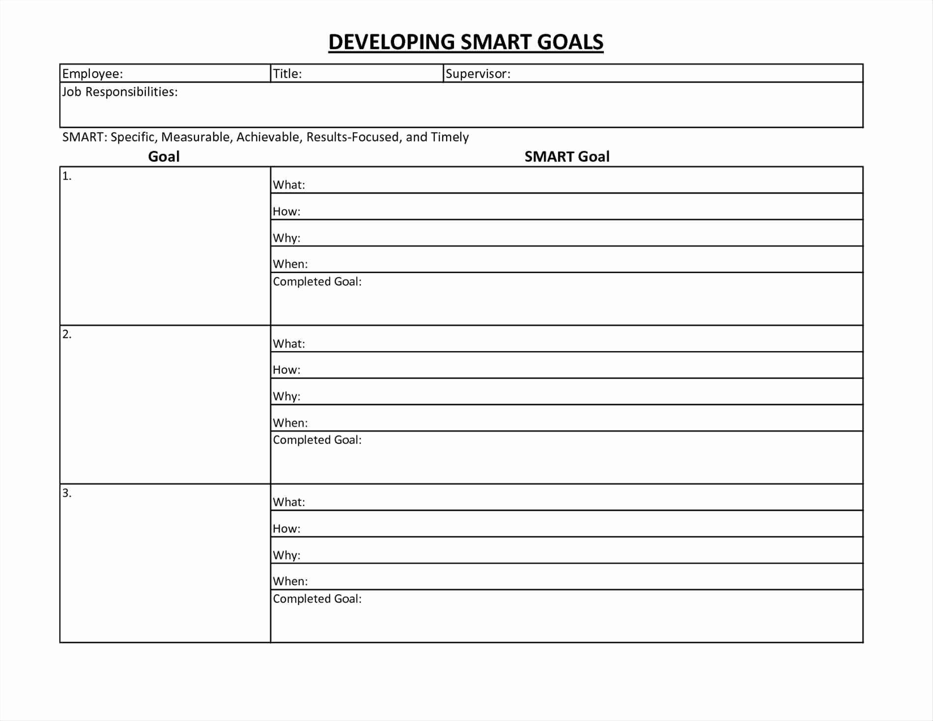 Smart Goals Worksheet Pdf Beautiful Pictures Goal Setting Template Excel Smart Goals Worksheet