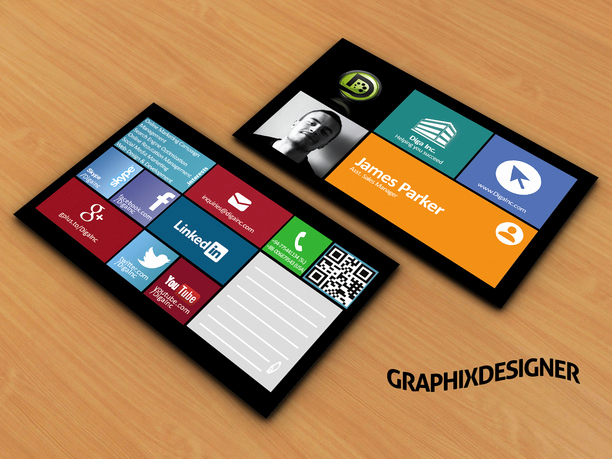Social Media On Business Cards Inspirational social Media Business Cards Samples and Design Ideas